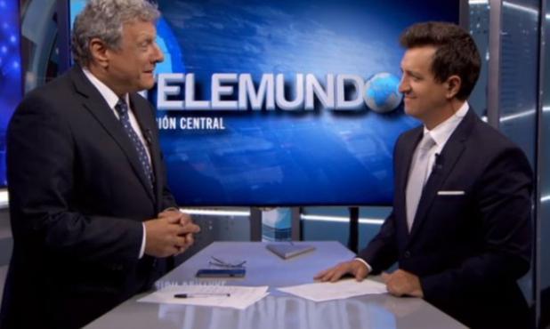 Alberto Kesman y Federico Buysan