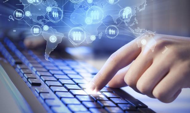 Para el mundo. Las oficinas de las empresas atienden clientes en América Latina, El Caribe y EE.UU.