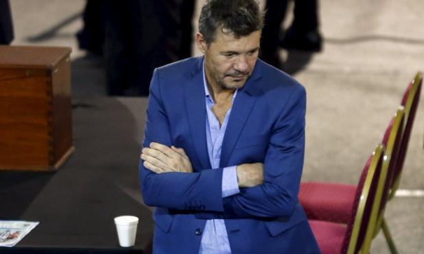 Marcelo Tinelli. Foto: Reuters