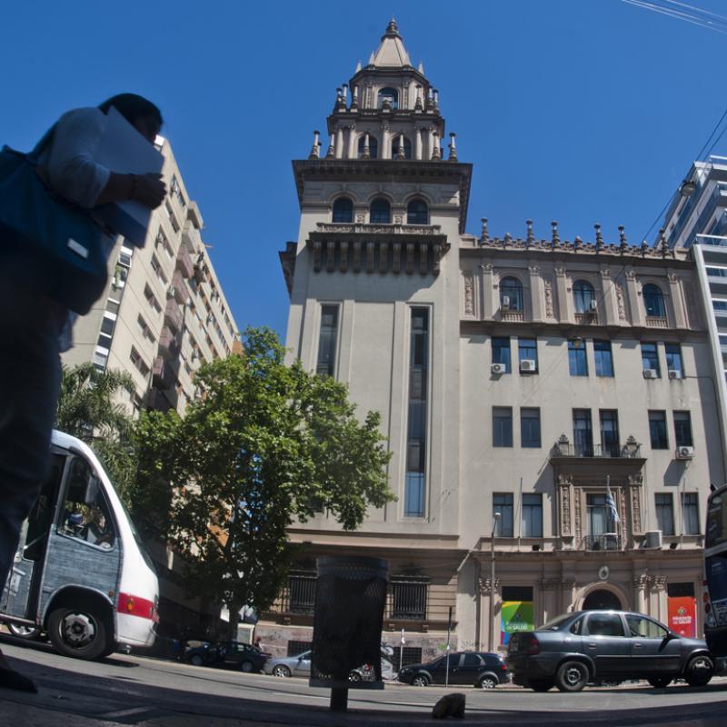 Hallaron restos del primer fuerte de Montevideo durante