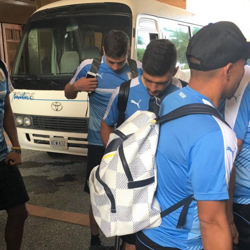Los tres equipos que probó Sampaoli para el choque ante Perú — Selección