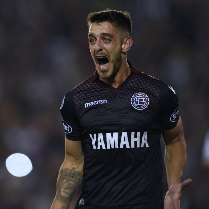 Lans vs River  Copa Libertadores 2017  Ftbol  Ovacin