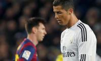 Partidazo. Lionel Messi y Cristiano Ronaldo, se enfrentan. Foto: Reuters
