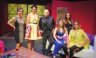 Adriana Da Silva, Patricia Wolf, José María Muscari, Luciana Acuña, Paola Bianco, Catalina Ferrand.