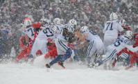 Buffalo Bills-Indianápolis Colts. Foto: Reuters
