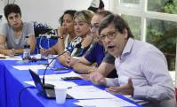 Miranda convocó reunión extraordinaria para tratar situación del agro. Foto: M. Bonjour