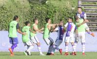 Primera fecha. Fénix derrotó en el debut del Apertura por 3 a 1 a Rampla Juniors. Foto: Marcelo Bonjour