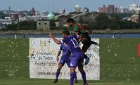 Rampla vs. Defensor. Foto: Ariel Colmegna